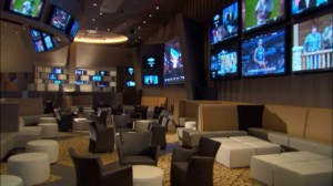 Aria Sports Book is now Smoke Free