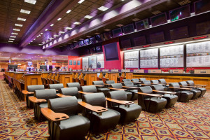 Orleans Sports Book - Comfortable & Spacious (photo Boyd Gaming)