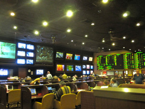 Rio Sports Book (photo - Bill Bessette)