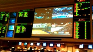 Upgraded Screens Would be a Plus for Mandalay Bay's Sports Book