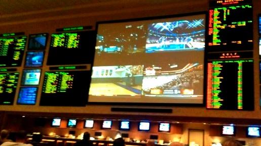 mandalay bay sportsbook odds