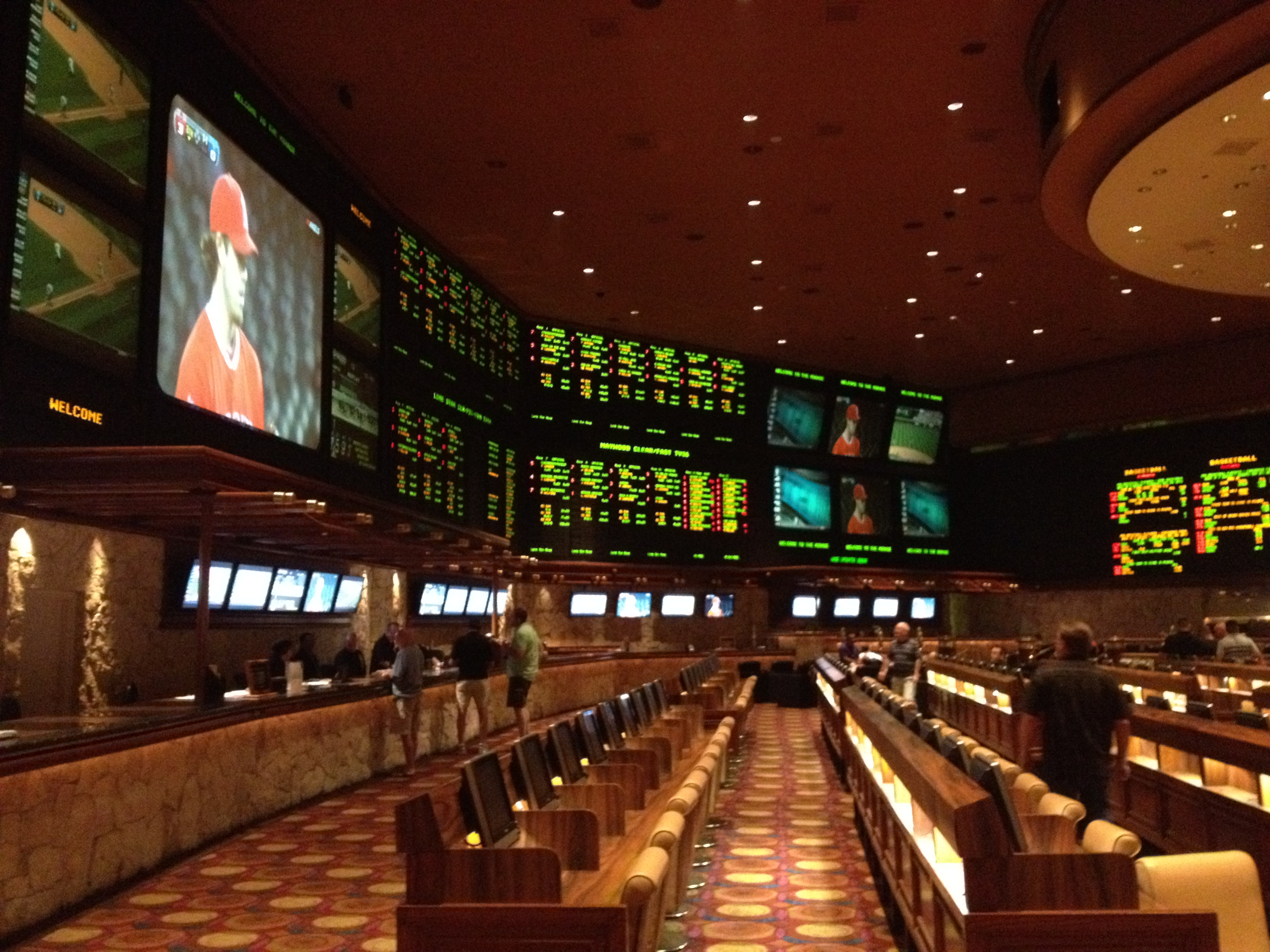 blue betting vegas casino sportsbook