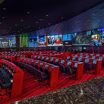 The Venetian Sports Book Operated by CG Technology is Considered one of the Most Beautiful in Vegas