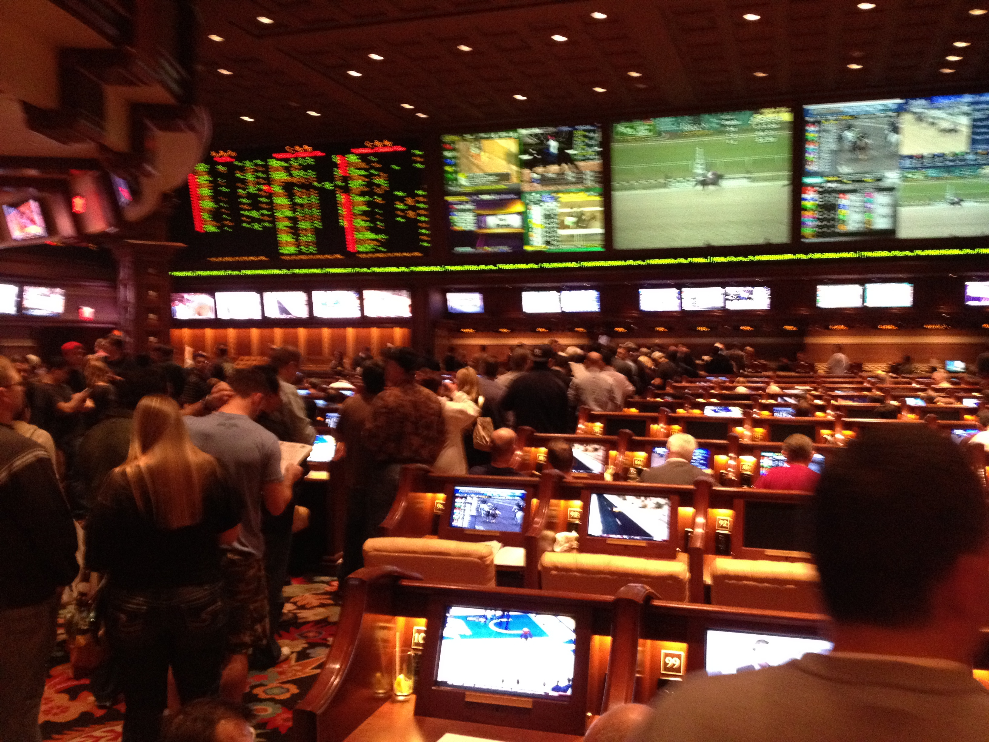 Merveilleux Las Vegas Sports Books U2013 Top ...