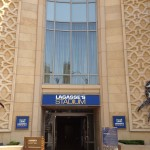 Lagasse's Stadium Entrance