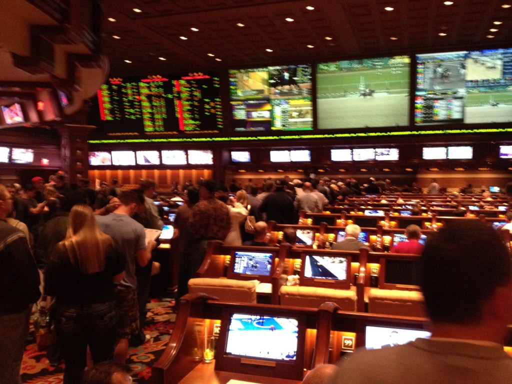 Wynn Sports Book to be Renovated