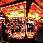 Can Fremont Street Handle a Second Sigma Derby Machine?