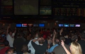 March Madness in Las Vegas (photo-Vegas Chatter)
