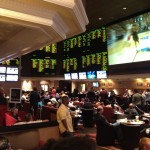 Monte Carlo Sports Book During March Madness