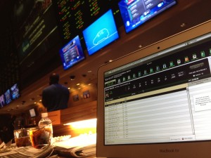 Wi-Fi at the Monte Carlo Sports Book