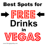 Vegas Free Drinks