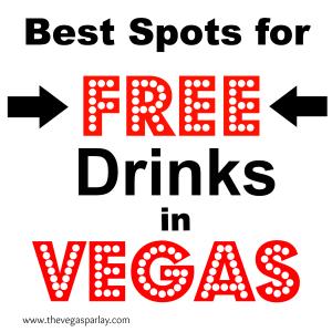Vegas Free Drinks
