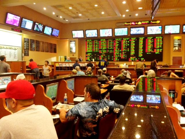 Best Las Vegas Sports Books Gold Coast Sports Book