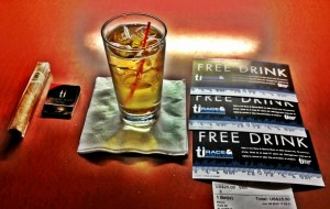 Treasure Island Sports Book Free Drink Tickets
