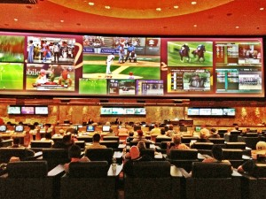 Las Vegas Sports Books Offering Bets on 2014 World Series (Mirage)