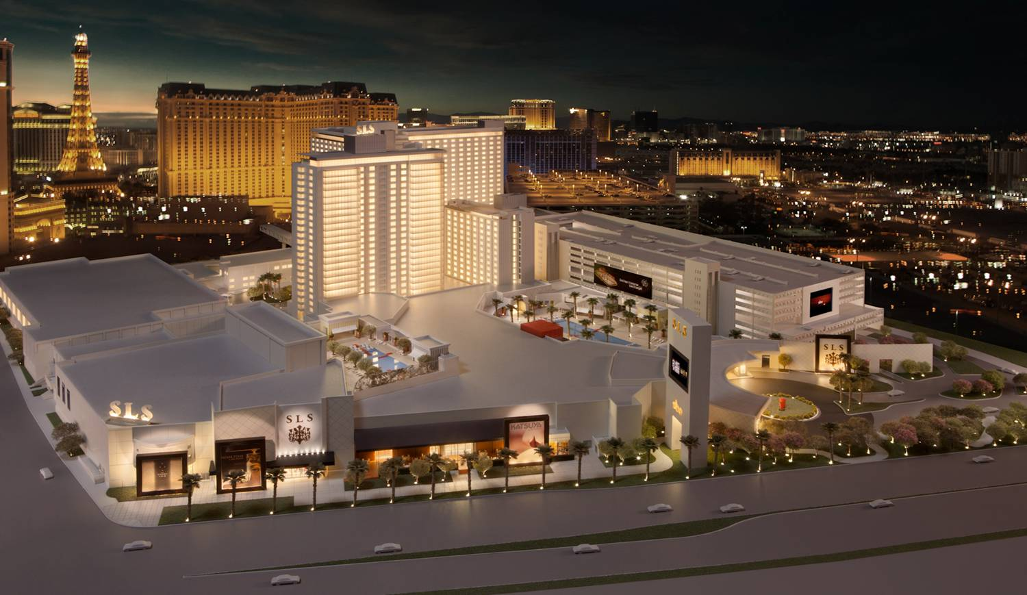 the d las vegas casino hotel grand opening