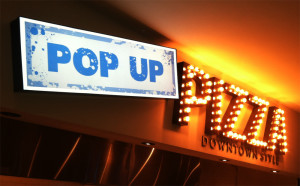 Pop Up Pizza at The Plaza