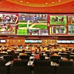 The Mirage Sports Book Upgraded HD Screens