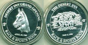 Desert Inn Las Vegas Commemorative Coins