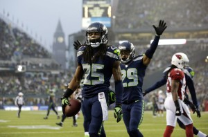 Richard Sherman Super Bowl Props? You Can Bet On It...