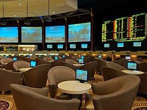 Caesars Palace #10 - A Classic Spot but no Longer Amongst Elite Vegas Sports Books