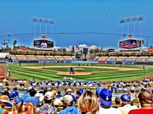 A World Series in Dodger Stadium is a Strong Possibility in 2014