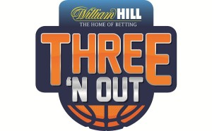 William Hill Sports Books in Vegas offering a $25,000 March Madness contest