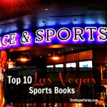 The Best Sports Books in Las Vegas