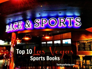 The Best Sports Books in Las Vegas