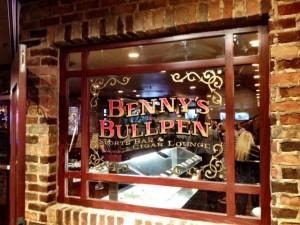 Benny's Bullpen