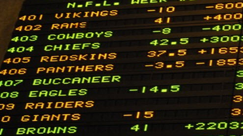 Nfl Week One Point Spreads Now Available In Las Vegas