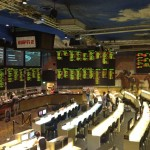 Bally's Sports Book - One of the Largest on the Vegas Strip