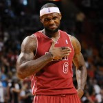 LeBron James Will Dictate NBA Futures at Vegas Sports Books
