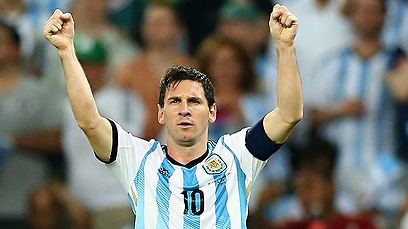 Argentina one of the World Cup Favorites at 7/2 odds in Las Vegas