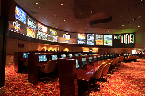 Tropicana Sports Book is now..........Gone.