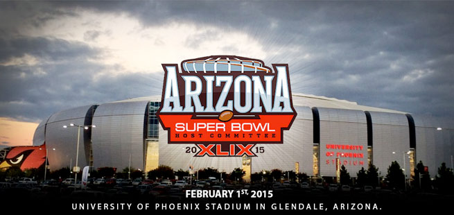 vegas sporting lines super bowl locations past