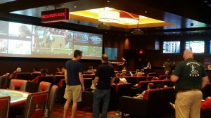 Linq Sports Book