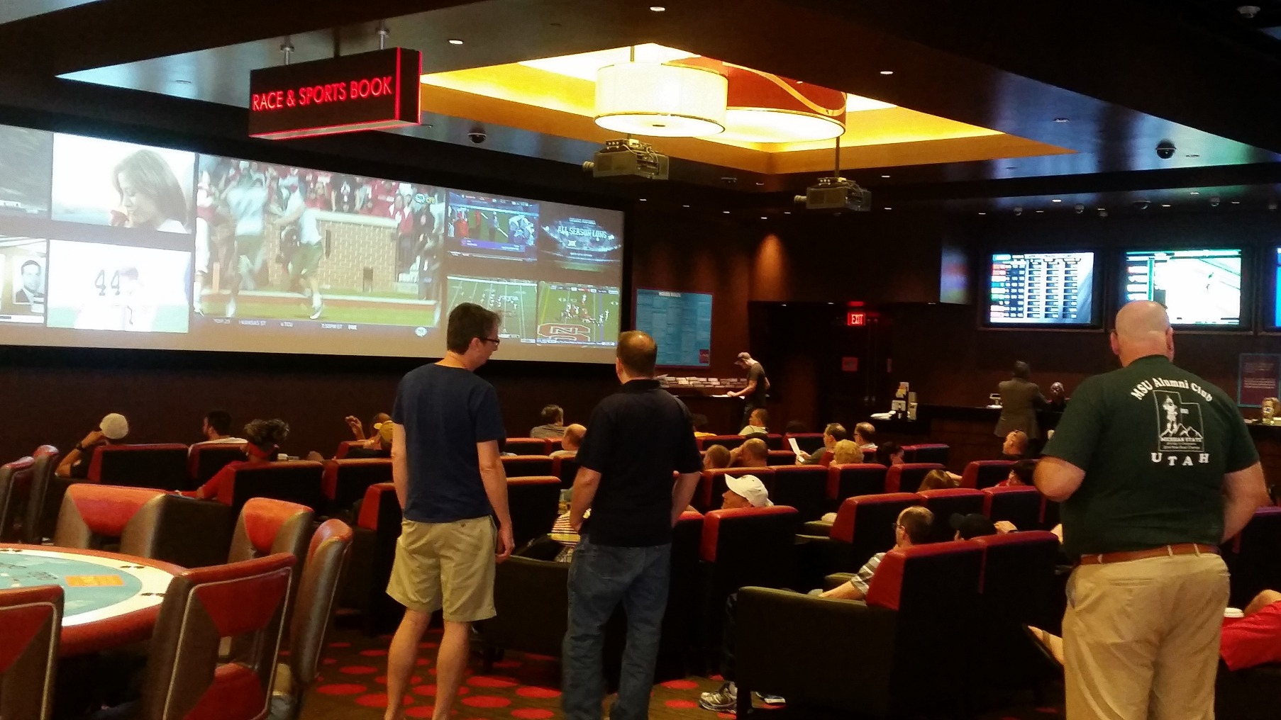 Best Las Vegas Sports Books The Linq Review The Vegas