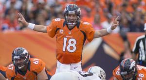 Manning & the Broncos Remain as Super Bowl Favorites in Vegas
