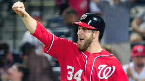 The Washington Nationals are Currently World Series Favorites in Las Vegas