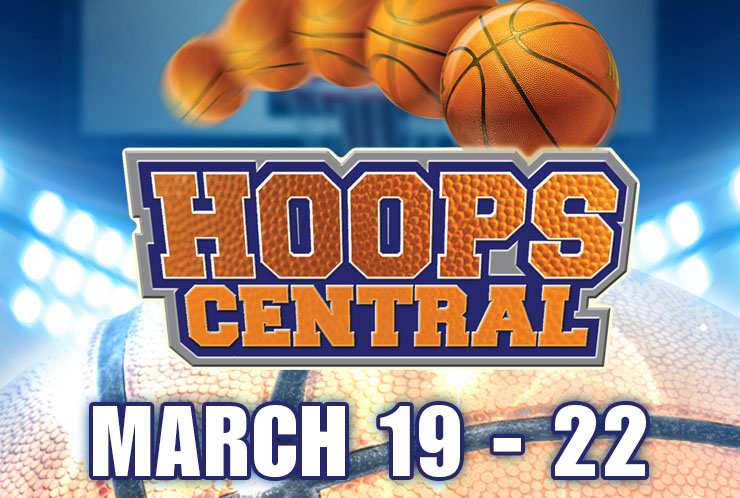 Hoops Central at THe Westgate Theater - Best Free Party in Town