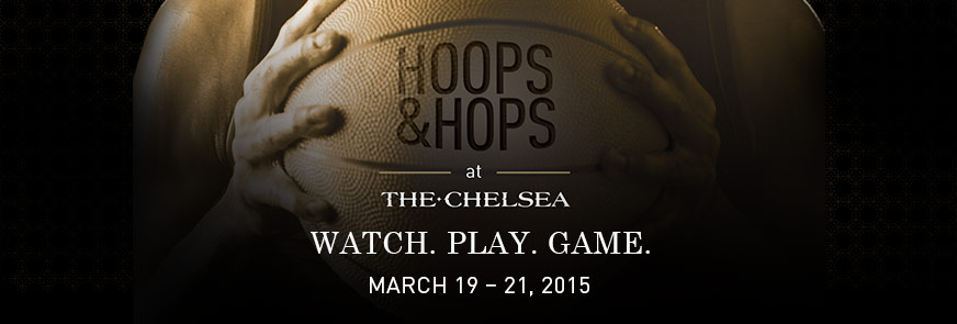 Hoops & Hops at Cosmopolitan Becoming one of the More Popular Vegas Spots for March Madness