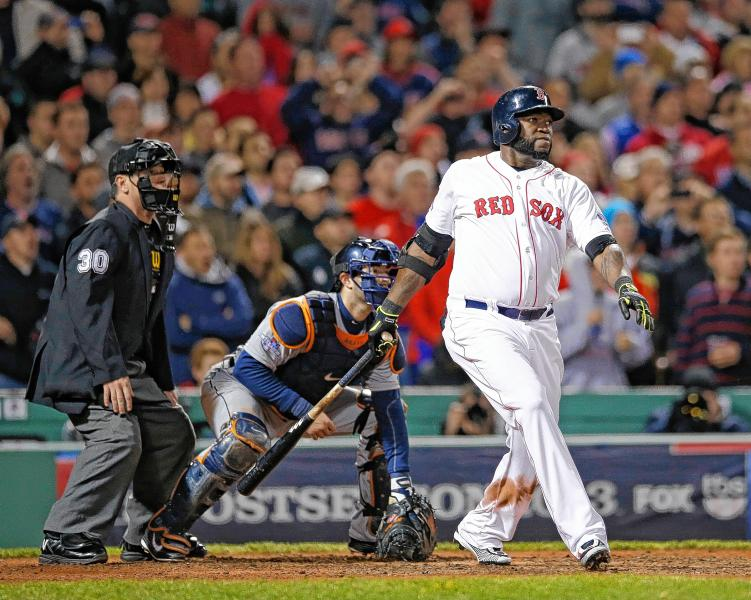 The Vegas Over/Under Number on David Ortiz Home Runs is 25.5