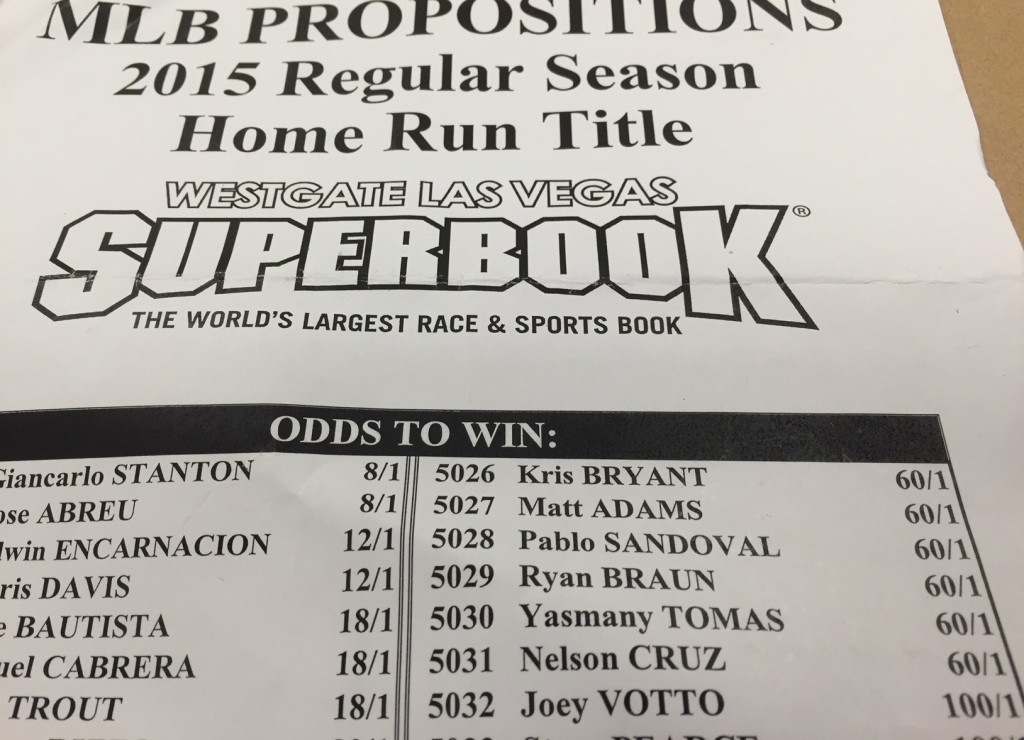 Nelson Cruz Opened the Season at 60-1 Odds to Lead MLB in Home Runs