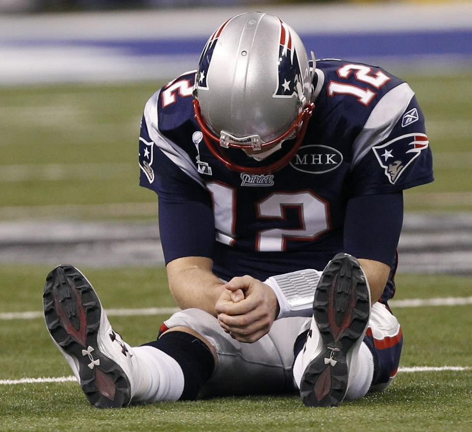 Tom Brady's Month off Affects Patriots Season Win Total at Vegas Sports Books