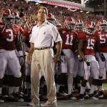 The Alabama Crimson Tide is Favored to Win The SEC