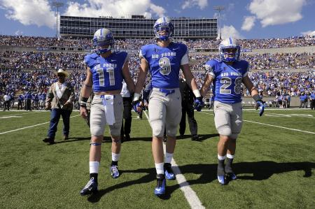 Air Force May Give Sparty a Fight