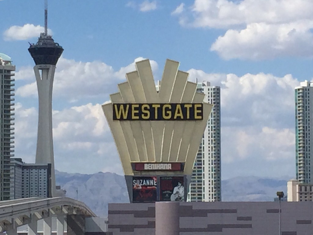 The Westgate, Home of the World's Largest Sports Book