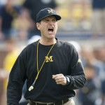 Jim Harbaugh's Wolverines are Listed at 10-1 to Win the NCAA Football Championship