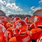 "Clemson are Slight Favorites vs Notre Dame in ""Death Valley"""